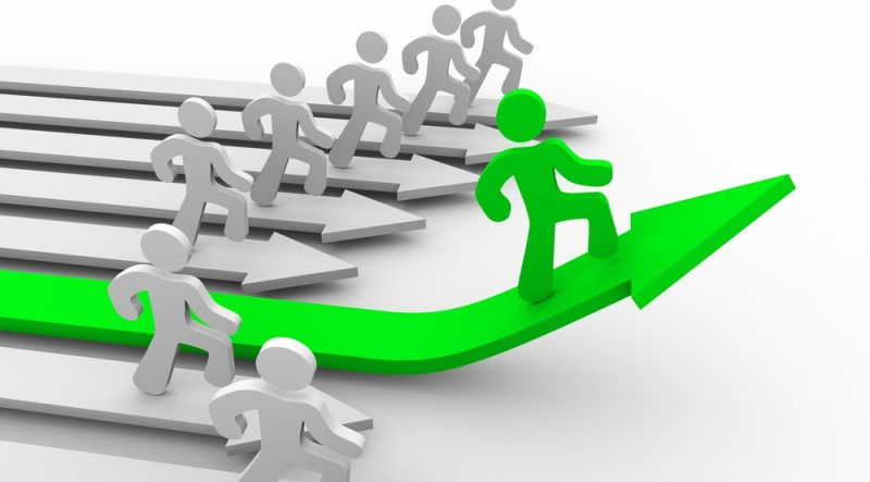 Como posicionar no mercado diante dos concorrentes?